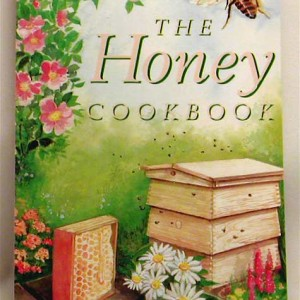 The Honey Cookbook by Charlotte Popescu