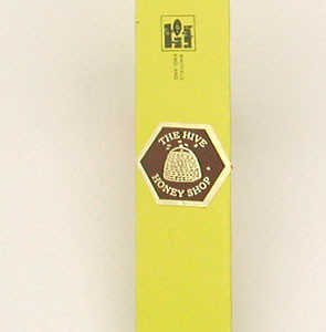 Hive Tool - Heavy Duty J Hive Tool - Yellow