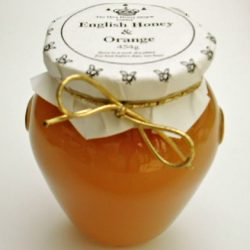 English Honey and Orange