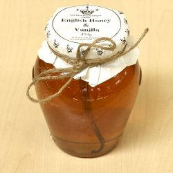 English Honey and Vanilla