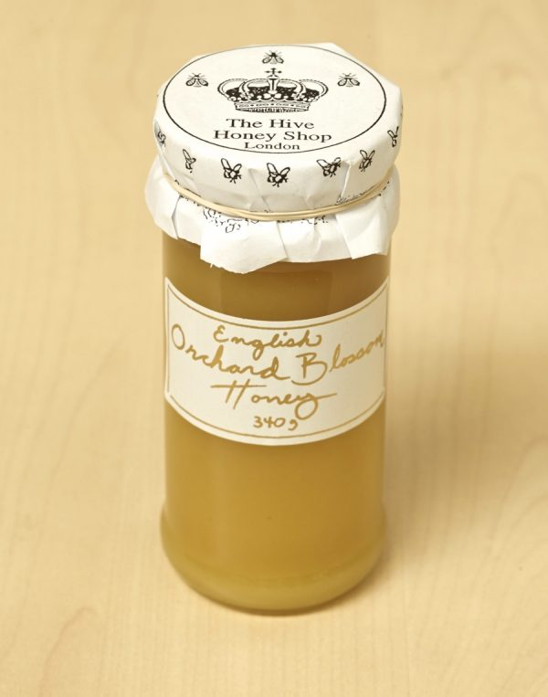 Raw English Apple Orchard Honey made by British beekeepers