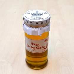 Raw English Wildflower Honey for Mums