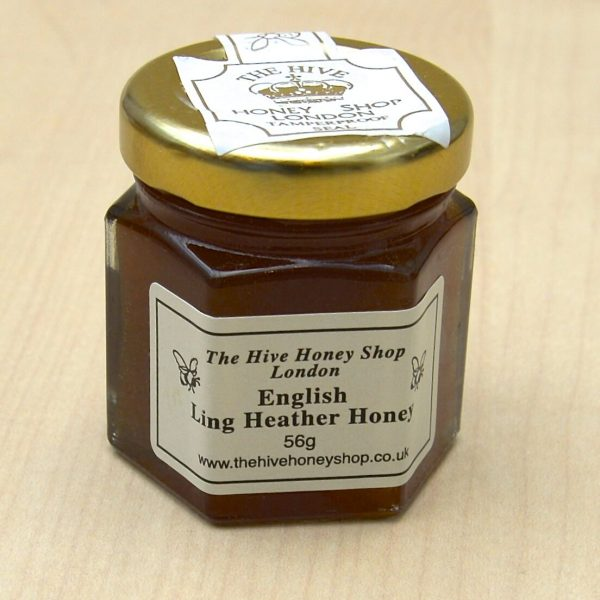 Mini Pot of Ling Heather Honey