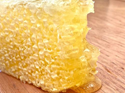 English Raw Wildflower Honey