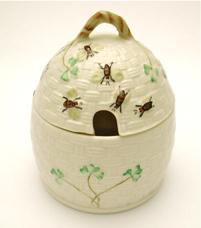Belleek Honeypot