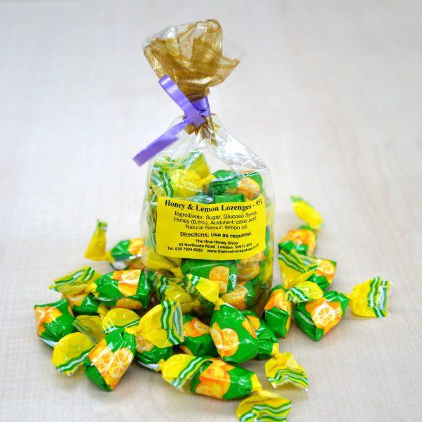 Lemon Lozenges-1