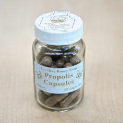 Antibacterial: Propolis Capsules-30 x 500mg