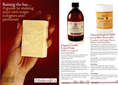 G Baldwins & Co Purveyors Of Natural Products LOVE our HayfeGUARD Local Honey!