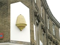 Cowes, Isle of Wight- Beehive on Building