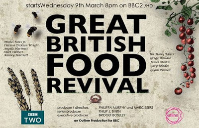 See Us On BBC Great British Food Revival