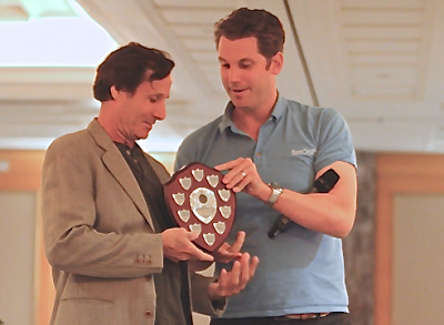 Our very own head beekeeper has just been crowned… London Beekeeper of the Year!