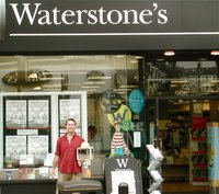 Come & Meet us LIVE at Waterstone's Clapham!