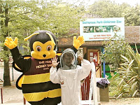 Battersea Children's Zoo- Honey Bee Day- A Success!