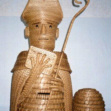 Mr Cees de Roij- Master Beekeeper, Master Skep Maker-1935-2016