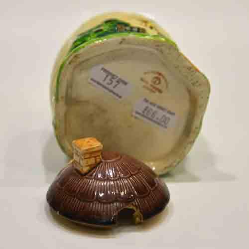 Vintage Marutomo Ware Honeypot