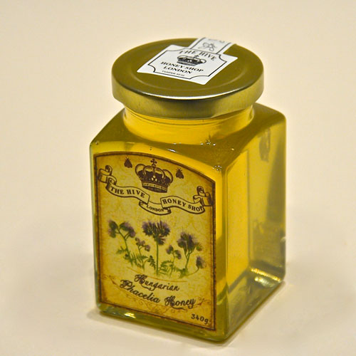 Raw Phacelia Honey