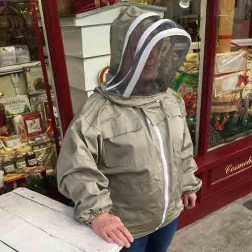 Beekeeping protective smock