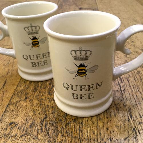 Honeybees Espresso Mugs set