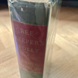 Beekeepers Folly- British 1949 1st edition, 25 plates-25 illustrations
