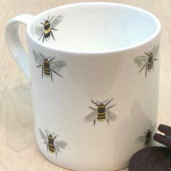 Mug-Lg Bees-
