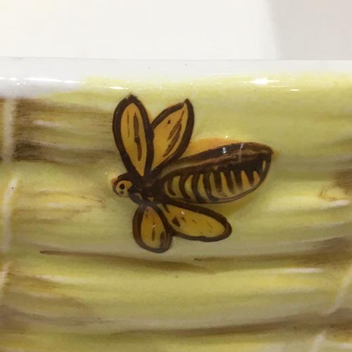 English Royal Winton Honeycomb Dish-1930s