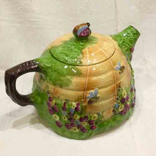 Limited Edition 1998 Royal Winton 'Beehive' Teapot